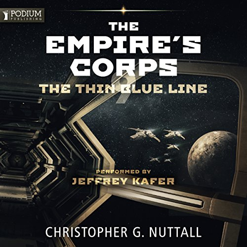 The Thin Blue Line (The Empire's Corps #9) - Christopher Nuttall