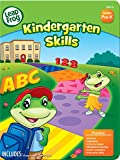 LeapFrog Kindergarten Skills Workbook with 60 Pages and 60 Reward Stickers (19401)