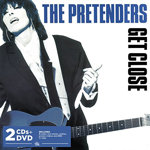 The Pretenders-Get Close-(EDSG 8050)-Remastered Deluxe Edition-2CD-FLAC-2015-WRE Download