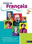 Cahier de Fran�ais 2de