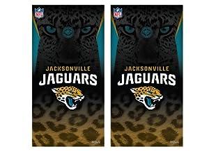 NFL Jacksonville Jaguars Cornhole Shield by Wild Sports