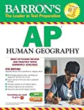 img - for Barron's AP Human Geography, 6th Edition by Meredith Marsh Ph.D. (2016-02-01) book / textbook / text book