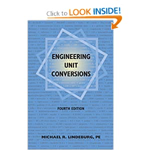 Engineering Unit Conversions Michael R. Lindeburg