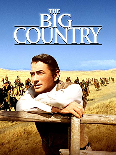 The Big Country on Amazon Prime Video UK