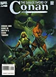 img - for The Savage Sword of Conan the Barbarian, No. 220 book / textbook / text book