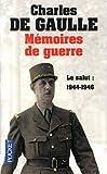 echange, troc Charles de Gaulle - Mémoires de guerre / Tome 3 : Le salut : 1944-1946