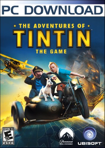 517 nyuV%2BaL Reviews The Adventures of Tintin: The Game [Download]