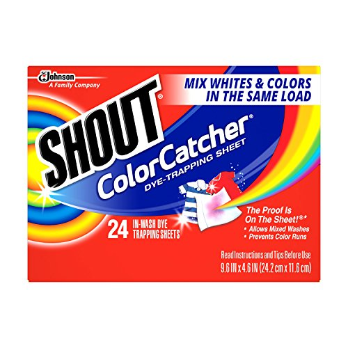 Shout Washer Sheets - 24 ct (Shout Color Catcher Sheets compare prices)