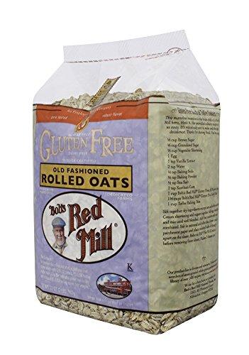 Bob's Red Mill Gluten Free Whole Grain Rolled Oats, 32 Oz