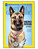 National Geographic Magazinbe National Geographic Magazine - June 2014 * Features: Hero Dogs : A Soldier's Best Friend - Dog saved lives of US troops * Farming A Better Fish * Peru's Long Lost Tomb (RRP: 5.50)
