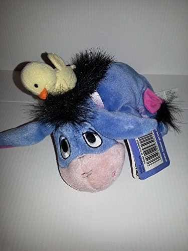 Easter Eeyore with Baby Chick Bean Bag - 1