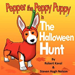Pepper the Peppy Puppy in The Halloween Hunt