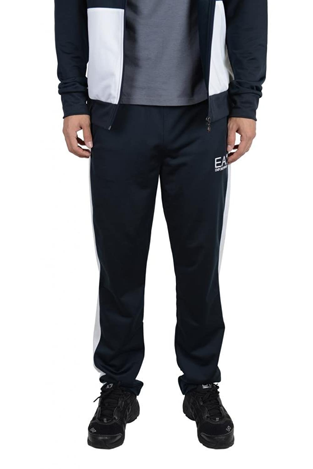 Emporio Armani EA7 Train Tri Dark Blue Track Sweat Pants муниципальное право конспект лекций