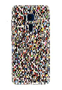 Asus Zenfone 3 Laser Covers, Designer Printed Back Case, Back Cover by CareFone