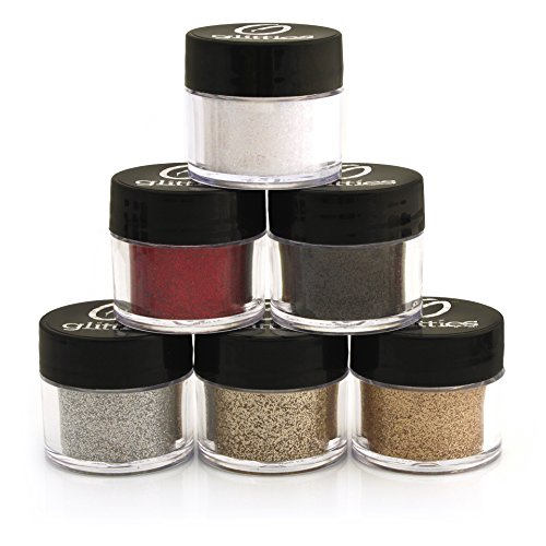 neutral-cosmetic-grade-glitter-powder-kit-6pk-a-mix-of-ultra-fine-and-fine-glitter-powder-safe-for-s