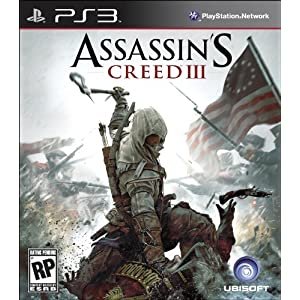 8. Assassin's Creed III. Precio: $59.99