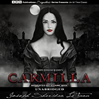 Carmilla audio book