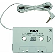 Audiovox Accessories AH760R RCA Auto Cassette Adapter-CD/AUTO CASSETTE ADAPTER