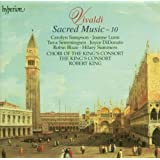 Vivaldi: Sacred Music, Vol. 10by Kings Consort