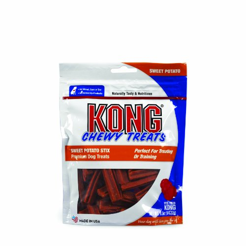 Detail image KONG Premium Treats Sweet Potato Vegan Treats