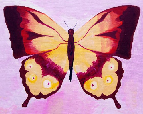 Cici Art Factory Wall Art, Swallowtail, Small