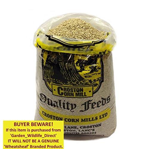 20kg 'Wheatsheaf' Sunflower Hearts (Bakery Grade) for Wild Birds