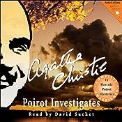 Poirot Investigates: A Hercule Poirot Mystery | [Agatha Christie]
