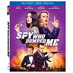 The Spy Who Dumped Me [Blu-ray]