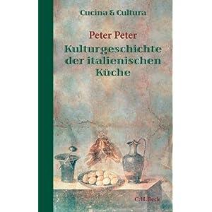 eBook Cover für  Cucina e cultura Kulturgeschichte der italienischen K uuml che