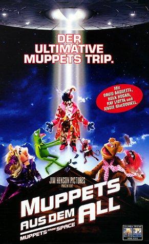 Muppets aus dem All [VHS]