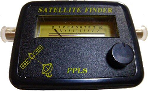 001 PPLS サテライトファインダー レベルチェッカー 衛星アンテナ調整...