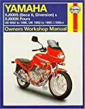 Alan Ahlstrand Yamaha XJ600S (Seca II/Diversion) and XJ600N Fours Owners Workshop Manual (Haynes Owners Workshop Manuals)