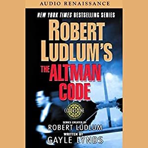 Robert Ludlum's The Altman Code Hörbuch