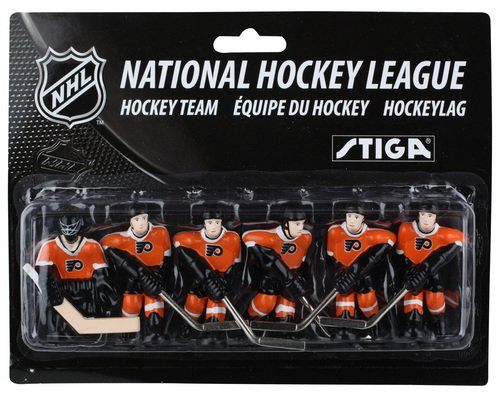 NHL Philadelphia Flyers Table Top Hockey Game Players Team Pack (Nhl Stanley Cup Hockey Table Game compare prices)