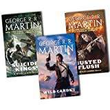 George R.R. Martin Wild Cards Trust 3 Books Collection RRP: 31.97 (wild cards , Busted Flush, Suicide Kings)by George R.R. Martin