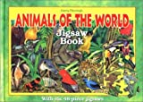 Garry Fleming Animals of the World Jigsaw Book (Jigsaw Books)