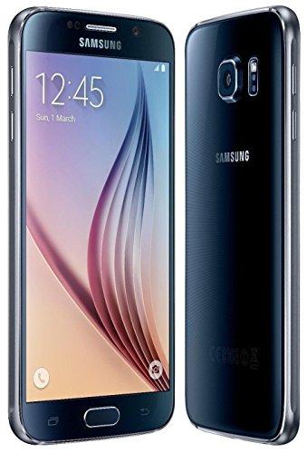 "Samsung Galaxy S6 SM-G920F 32GB (FACTORY UNLOCKED) 5.1"" QHD Black - International Version"