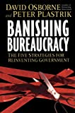 img - for Banishing Bureaucracy: The Five Strategies for Reinventing Government book / textbook / text book