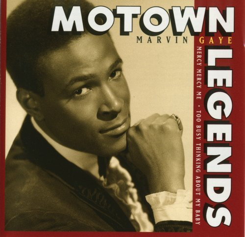 Marvin Gaye - Motown Legends: I'll Be Doggone - Stubborn Kind...
