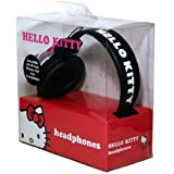 Hello Kitty Large Over-the-Ear Headphones w/ MIC & Volume control - Bling Pink