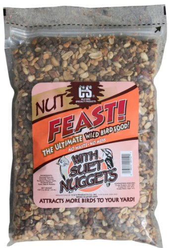 Cheap C & S Products Nut Feast, 6-Piece (CS06152)