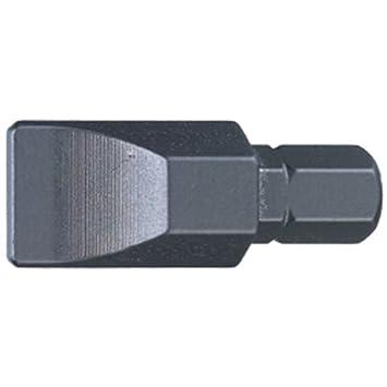 12tlg Bitsatz PZ2 PH2 SL 6mm Kreuz Schlitz 25mm 50mm 65mm 150mm CRV Sechskant