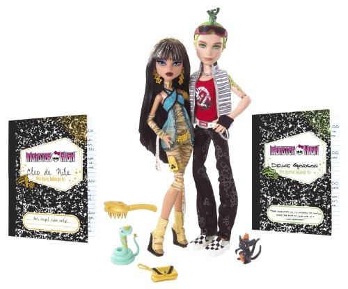 Monster High Doll Gift Set