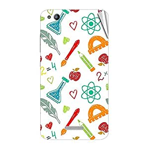 Garmor Designer Mobile Skin Sticker For Gionee GN9000 Elife S5 - Mobile Sticker