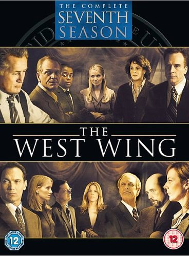 The West Wing – Complete Season 7 [DVD] [2001]