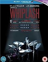 Whiplash [Blu-ray] [2015]