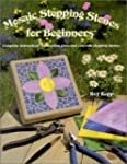 Mosaic Stepping Stones for Beginners