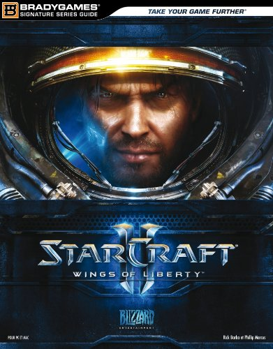 gadget geek - guide officiel starcraft wings liberty
