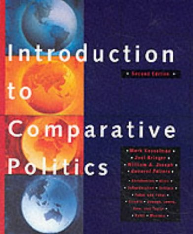 Introduction To Comparative Politics Second Edition