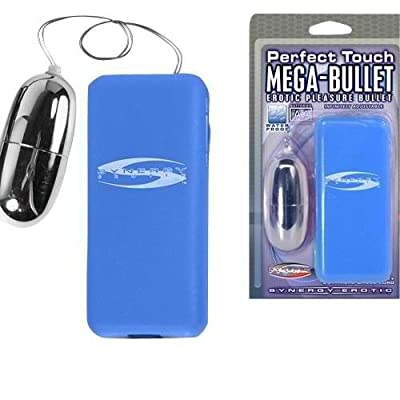 Excite-Her Mega Bullet Blue (Package Of 4) by Synergy by multiple that we recomend individually.